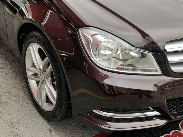 Mercedes-benz C 180 2012 1.6 cgi classic 16v turbo gasolina 4p automático - Foto 15