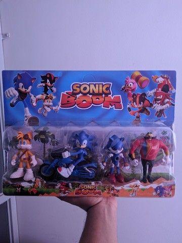 Turma do Sonic - Foto 4