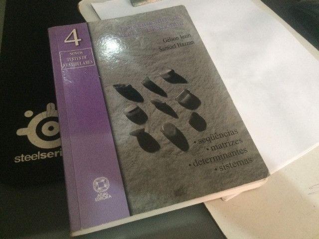 Fundamentos de Matematica Elementar 4: Sequencias, Matrizes