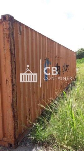 Container seco / Brutos venda unidades - Foto 3