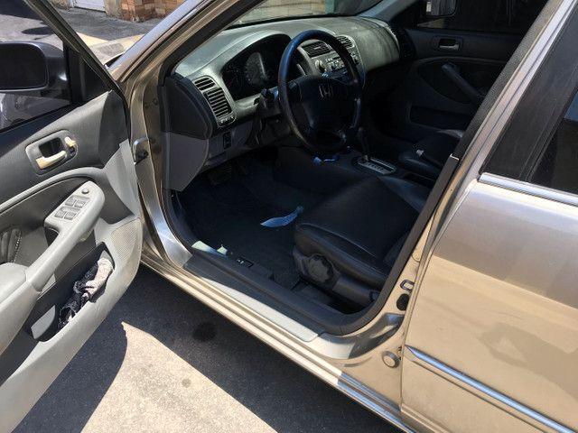 Honda civic LXL 1.7 aut 2005 -  - Foto 9