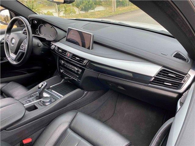 Bmw X6 2018 3.0 35i 4x4 coupé 6 cilindros 24v gasolina 4p automático - Foto 7