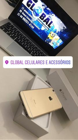 Vendo iPhone 6 Plus 64g cor: GOLD