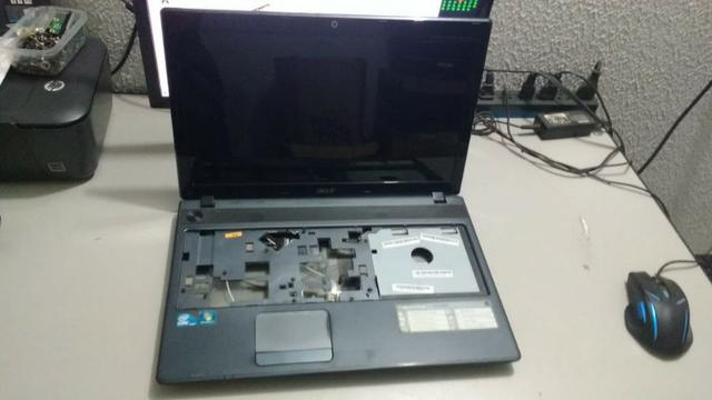 Carcaça Notebook Acer Aspire 5251-1069