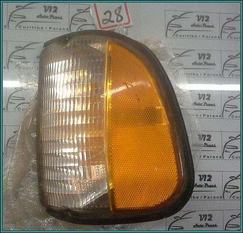 Lanterna traseira direita Ford e350