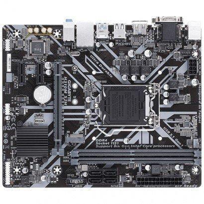 Placa-Mãe Gigabyte H310M S2H DDR4 p/ Intel LGA 1151 8ª geração - Foto 3