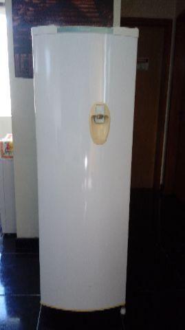 Geladeira Consul 280 litros 220 wts com água na porta
