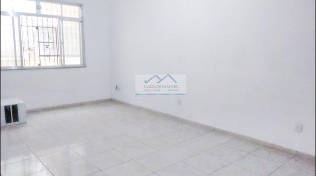 Aluguel de apartamento - Tijuca - 3 quartos e dependência completa