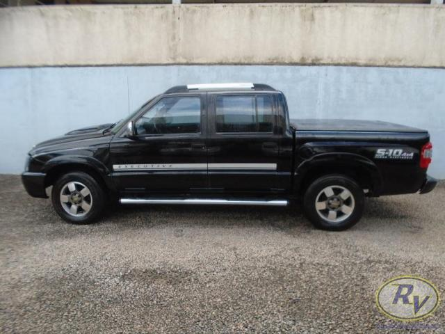 CHEVROLET S10 2010/2011 2.8 EXECUTIVE 4X4 CD 12V TURBO ELECTRONIC INTERCOOLER DIESEL 4P MA