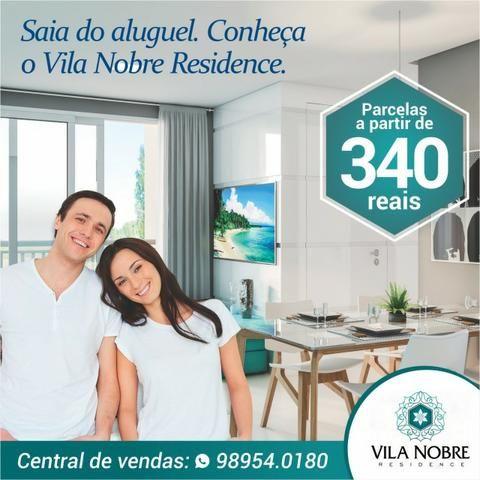 Vila Nobre Residence. Apartamentos em Pacajus, 02 quartos