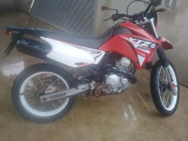 Vendo moto Lander
