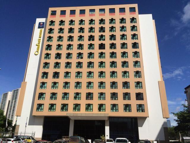 Vende flat Confort Inn Taguatinga