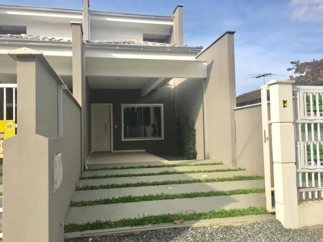 Casa à venda com 3 dormitórios em Vila nova, Joinville cod:6347 - Foto 2