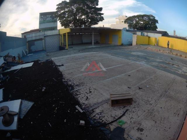 Terreno com galpão e escritório para locação, Centro, Suzano. - Foto 6