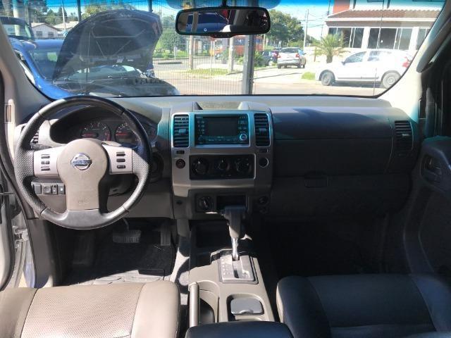 Nissan Frontier 2.5 Le Aut 4x4 (n Hilux Ranger F250 Amarock) - Foto 10