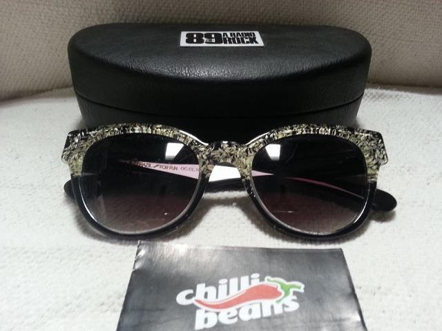 5d979811a Óculos de Sol Chilli Beans A Rádio Rock Feminino (Original) - NOVO ...