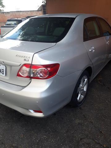 Toyota Corolla gli 2014 blindado