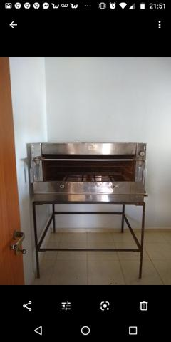 Forno Industrial à gás Imequi