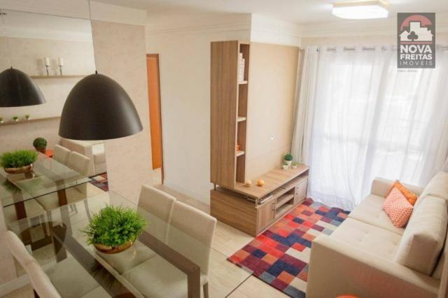 Apartamento à venda com 2 dormitórios em Jardim são dimas, São josé dos campos cod:AP4822