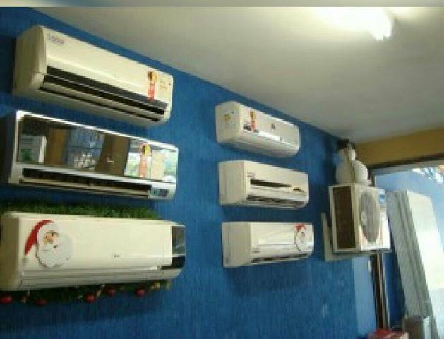 Instalação manutenção de ar condicionado