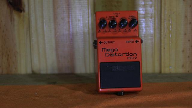 Pedal Mega distortion boss - Foto 2