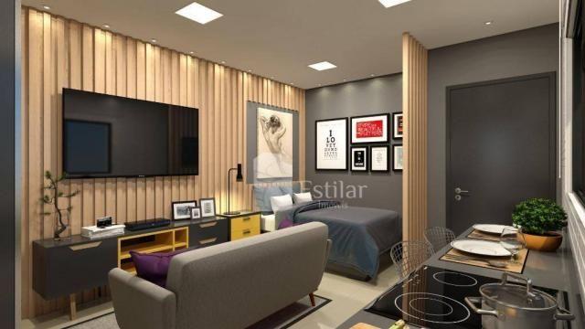 Studio com 1 dormitório no centro - são josé dos pinhais/pr - Foto 5