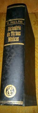 Antigo Livro de Termos Médicos - Foto 2