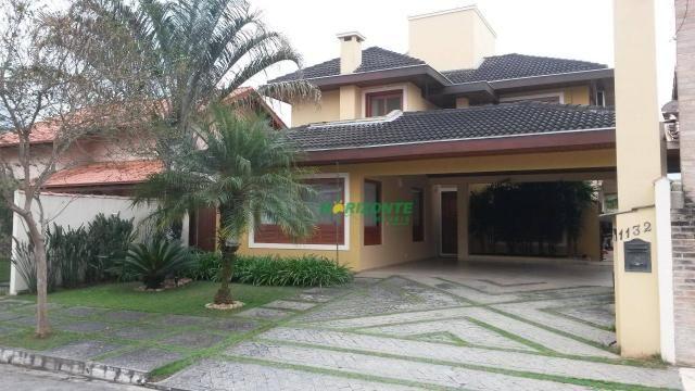 Sobrado com 4 dormitórios à venda, 300 m² por r$ 850.000,00 - urbanova - são josé dos camp