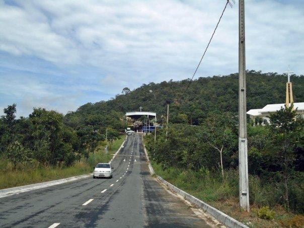 Lotes financiados santuario Salete em Caldas Novas  -  Mansões Recanto da Serra - Foto 9