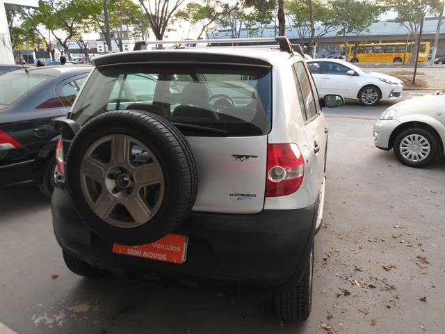CrossFox 1.6 2006 4 pneus novos baixa entrada - Foto 3