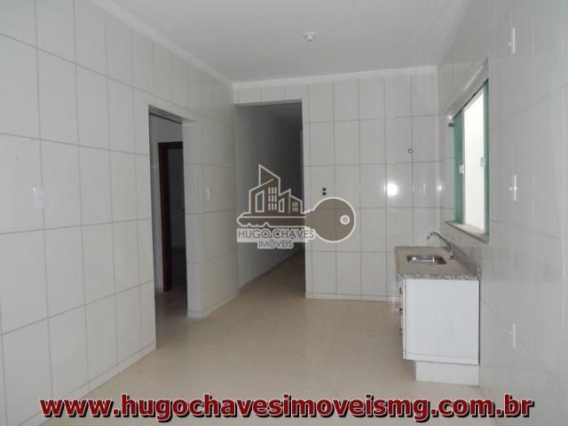 Apartamento à venda com 3 dormitórios em Santa matilde, Conselheiro lafaiete cod:236-1