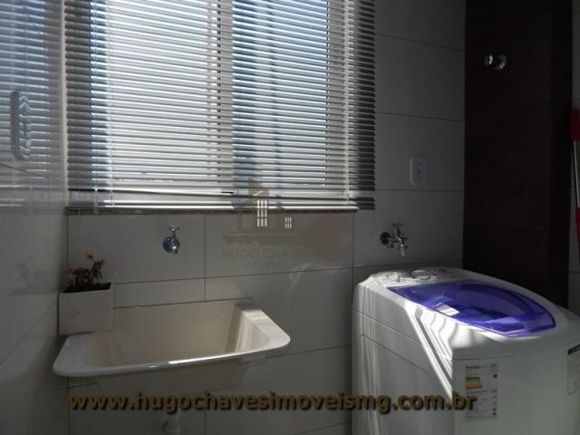 Apartamento à venda com 2 dormitórios em Bandeirantes, Conselheiro lafaiete cod:299-4 - Foto 12