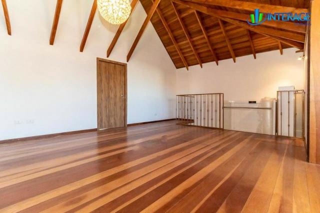 Casa em Condomínio em Santa Felicidade - 2 Andares, 200m², 3 suítes e churrasqueira - Foto 9