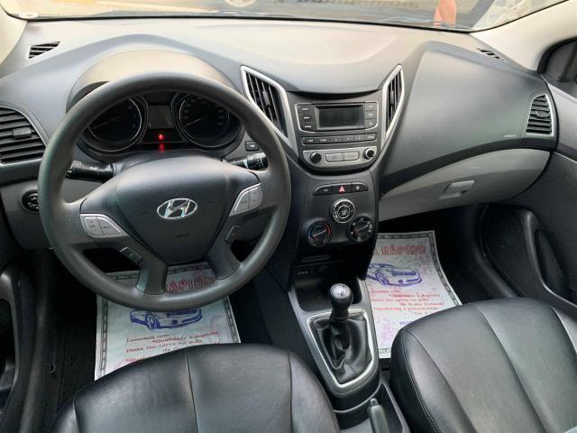 Hyundai hb20s 2016 1.0 comfort plus 12v flex 4p manual - Foto 3