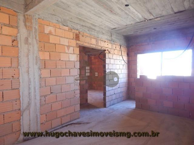 Apartamento à venda com 2 dormitórios em Novo horizonte, Conselheiro lafaiete cod:2103