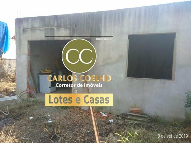 G Cód 246 Excelente Casa em Unamar Cabo Frio ( Construção)