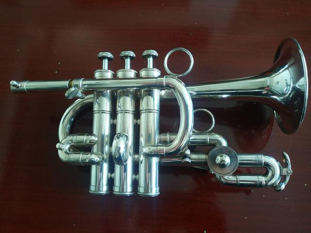 Trompete Piccolo Kings Sib/Lá