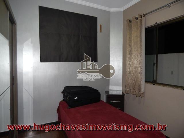 Apartamento à venda com 3 dormitórios em Jardim america, Conselheiro lafaiete cod:242 - Foto 7
