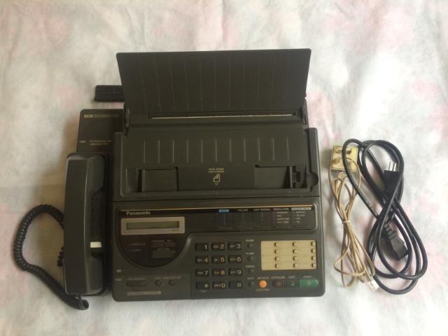 Fax Panasonic Kx-f150 Usado - Foto 2
