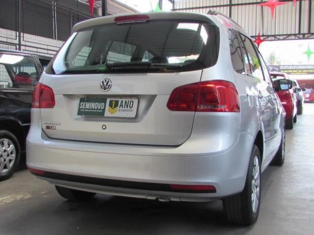 Volkswagen SpaceFox  1.6 8V Trend (Flex) FLEX MANUAL - Foto 3