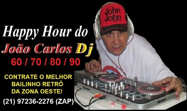 Happy Hour do João Carlos Dj!