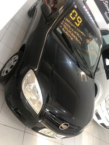GM Celta Spirit 1.0 VHC 2009 Ar Condicionado - Foto 4