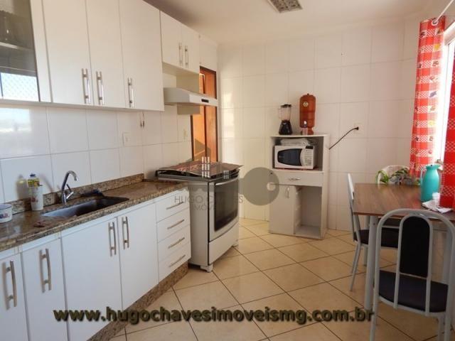 Apartamento à venda com 2 dormitórios em Manoel de paula, Conselheiro lafaiete cod:274