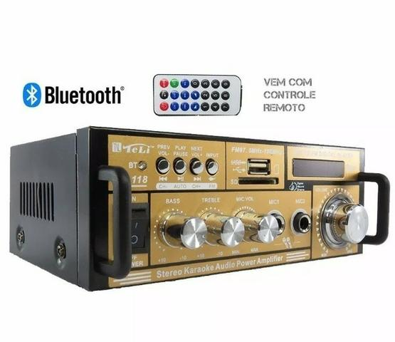 Inovador Mini modulo amplificador para caixa de som