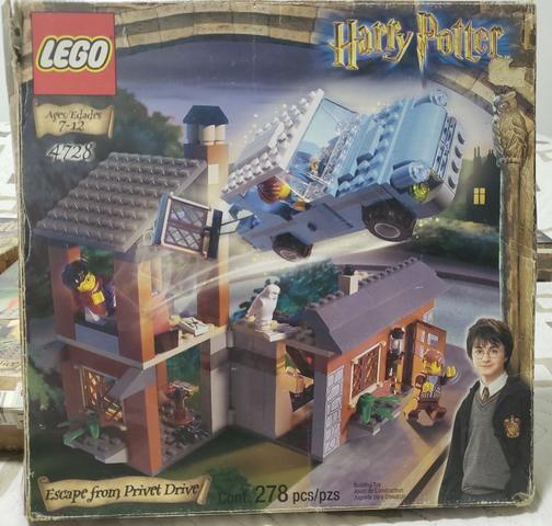 Lego Harry Potter coleção - Foto 4