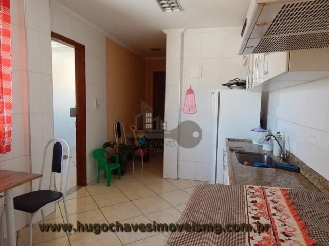 Apartamento à venda com 2 dormitórios em Manoel de paula, Conselheiro lafaiete cod:274 - Foto 11