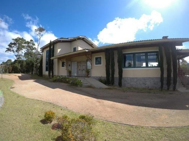 Linda mansão alto das montanhas em Domingos Martins - Foto 2
