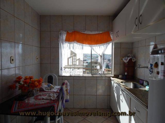 Apartamento à venda com 2 dormitórios em Chapada, Conselheiro lafaiete cod:2102