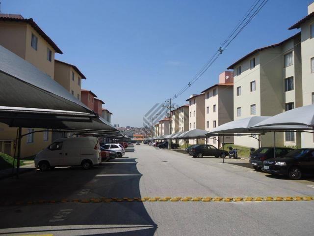 Apartamento com 2 dormitórios para alugar, 46 m² por r$ 650/mês - jardim ipanema - sorocab - Foto 15