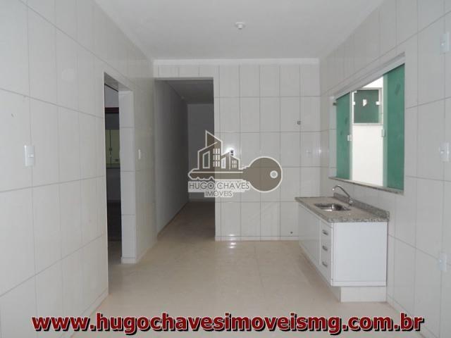 Apartamento à venda com 3 dormitórios em Santa matilde, Conselheiro lafaiete cod:236-1 - Foto 3